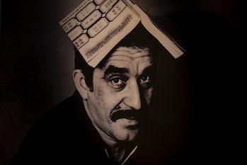 """Inauguró """"El año Mágico de Gabriel Garcia Márquez"""""""