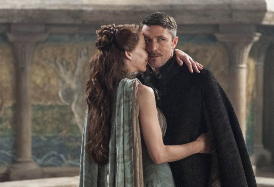 Lysa Arryn had some strong opinions, but fans can't decide if Littlefinger is hot or not.