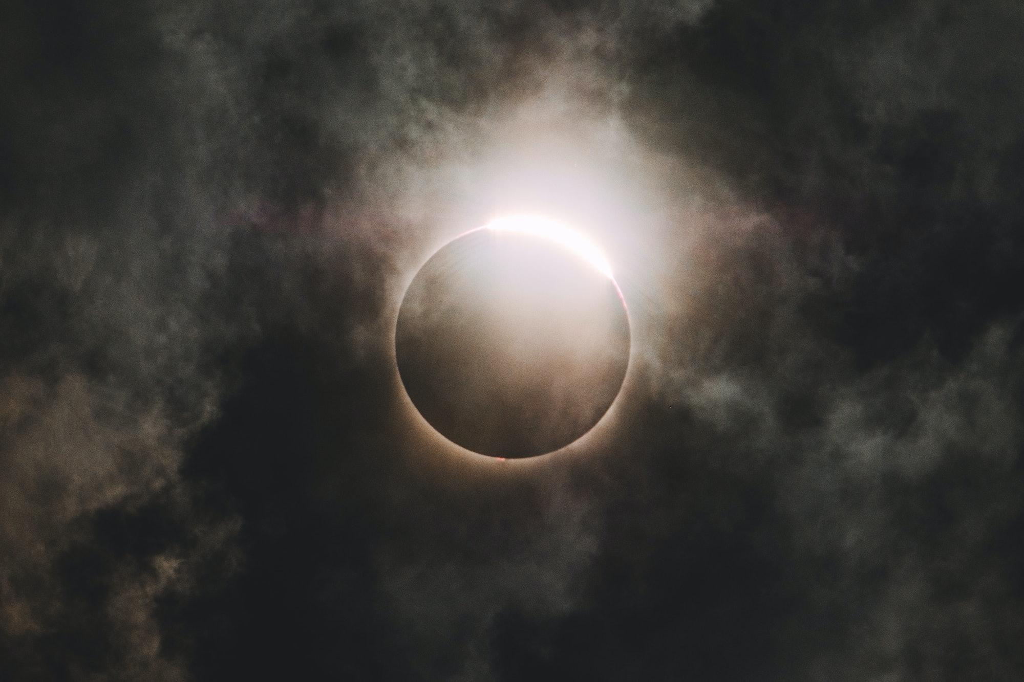 solar eclipse alternate reality