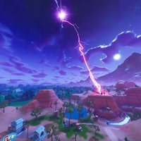 'Fortnite' Lightning Strikes Could Kick Off New Season 5 Events