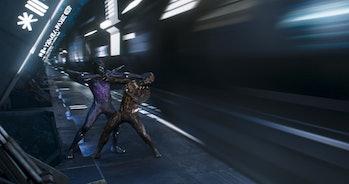 Black Panther final battle
