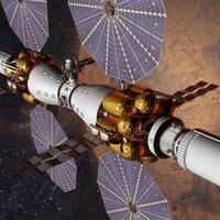 Here's What's in Lockheed Martin's Mars 2028 Plan