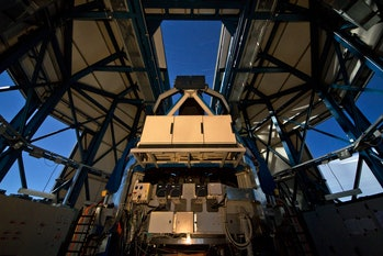 The VLT Survey Telescope.