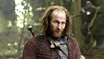 Thoros of Myr was once a formidable warrior, but now he's just a bit of a drunk.