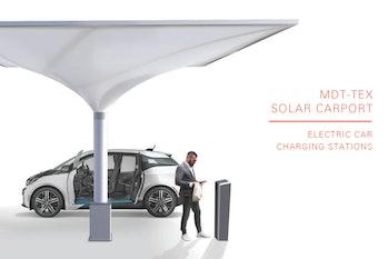 MDT-tex solar carport