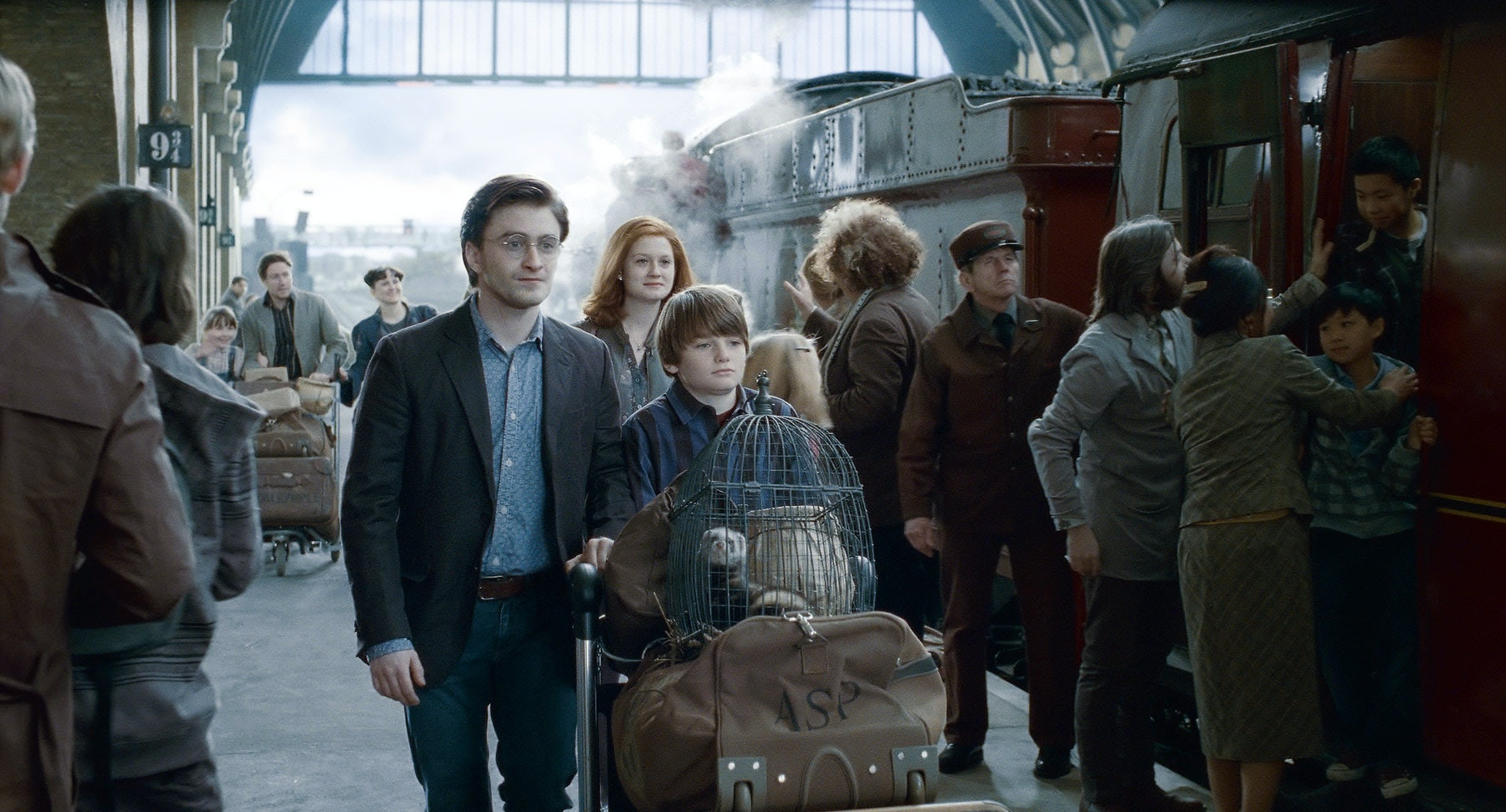 harry potter epilogue movie