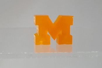 3d printing university of michigan