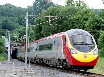 Virgin Trains Pendolino (UK)