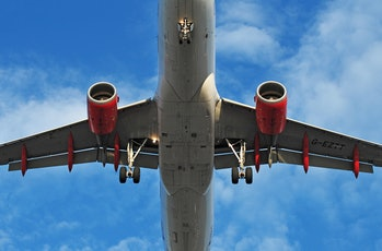 Air travel could run on something more sustainable.