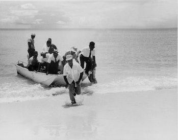 Bikini Atoll natives