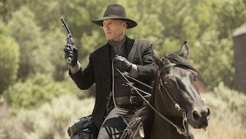The Man in Black in 'Westworld'