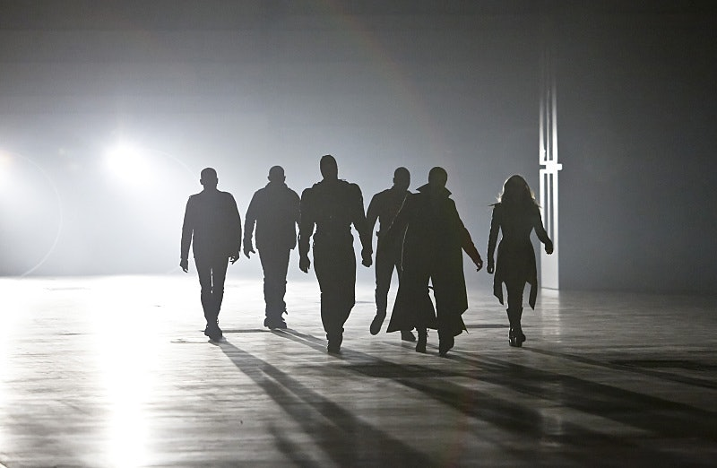 Legends of Tomorrow DC