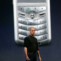 Steve Jobs Hated Cell Phones: They're For The 'Pocket Protector Crowd""