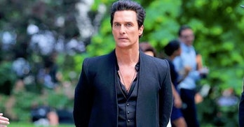 Matthew McConaughey as The Man in Black in 'The Dark Tower'