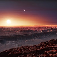 Proxima b, Closest Potentially Habitable Alien Planet to Earth, Has Three Suns