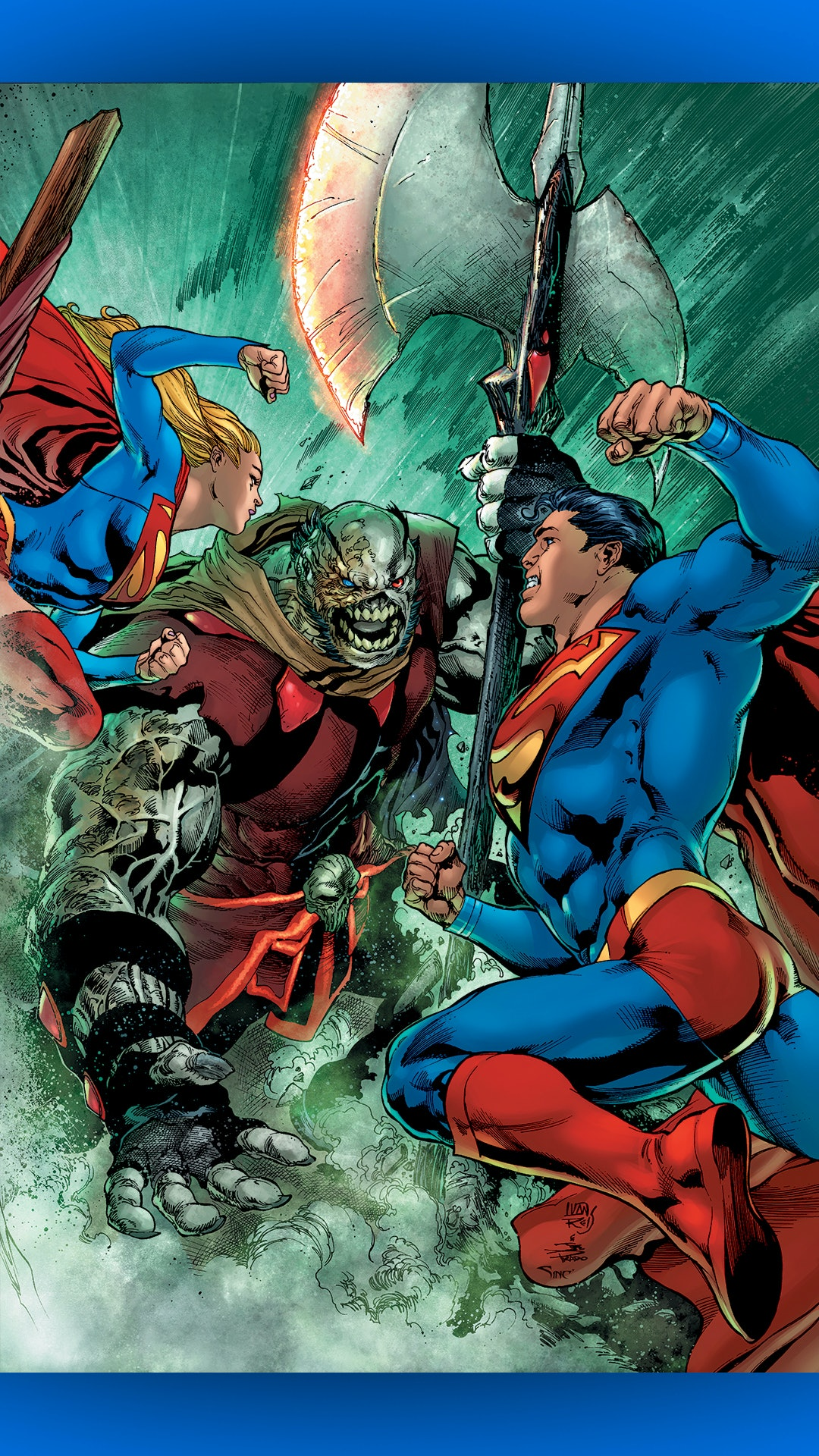 Superman DC Man of Steel