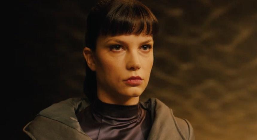 SylviaHoeks as Luv in 'Blade Runner 2049'