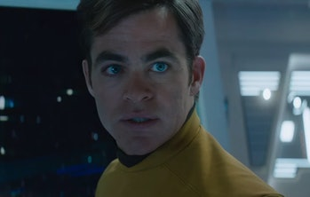 Chris Pine in 'Star Trek Beyond'