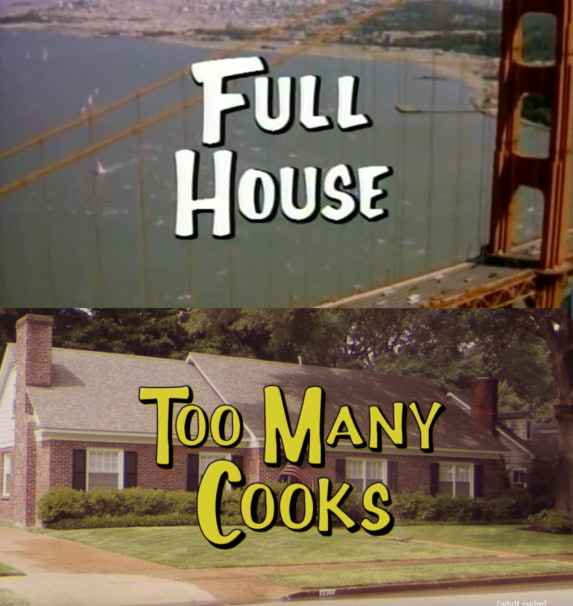Full House Too Many Cooks