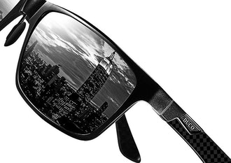 Duco Carbon Fiber Sunglasses For Men