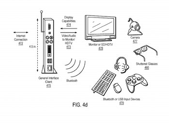 sony playstation patent