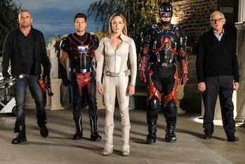 DC's Legends of Tomorrow Season 3