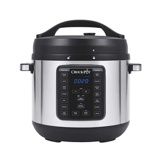Crock-Pot 8-Quart Multi-Use XL Express Crock Programmable Slow Cooker and Pressure Cooker