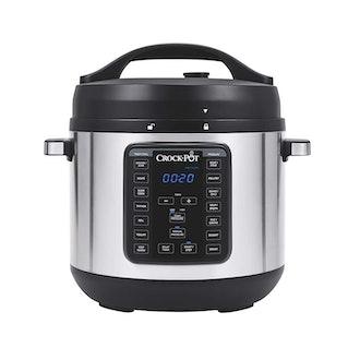 Crock-Pot 8-Quart Multi-Use XL Express Crock Programmable Slow Cooker and Pressure Cooker