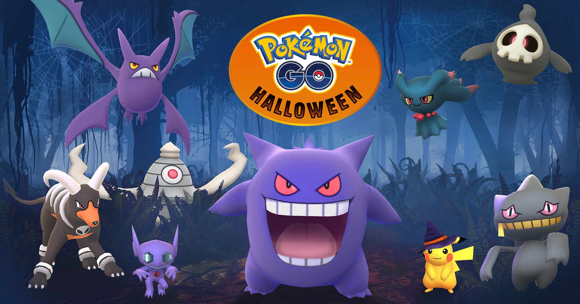 These spooky Pokémon are available in-game right now.
