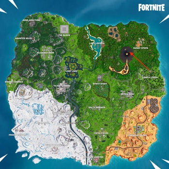 Fortnite Discovery Week 4 Map