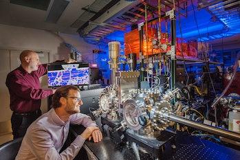 Sandia National Laboratories Michael Chandross Nicolas Argibay ultrahigh vacuum tribometer frictio...