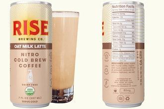 Rise: Oat Milk Latte