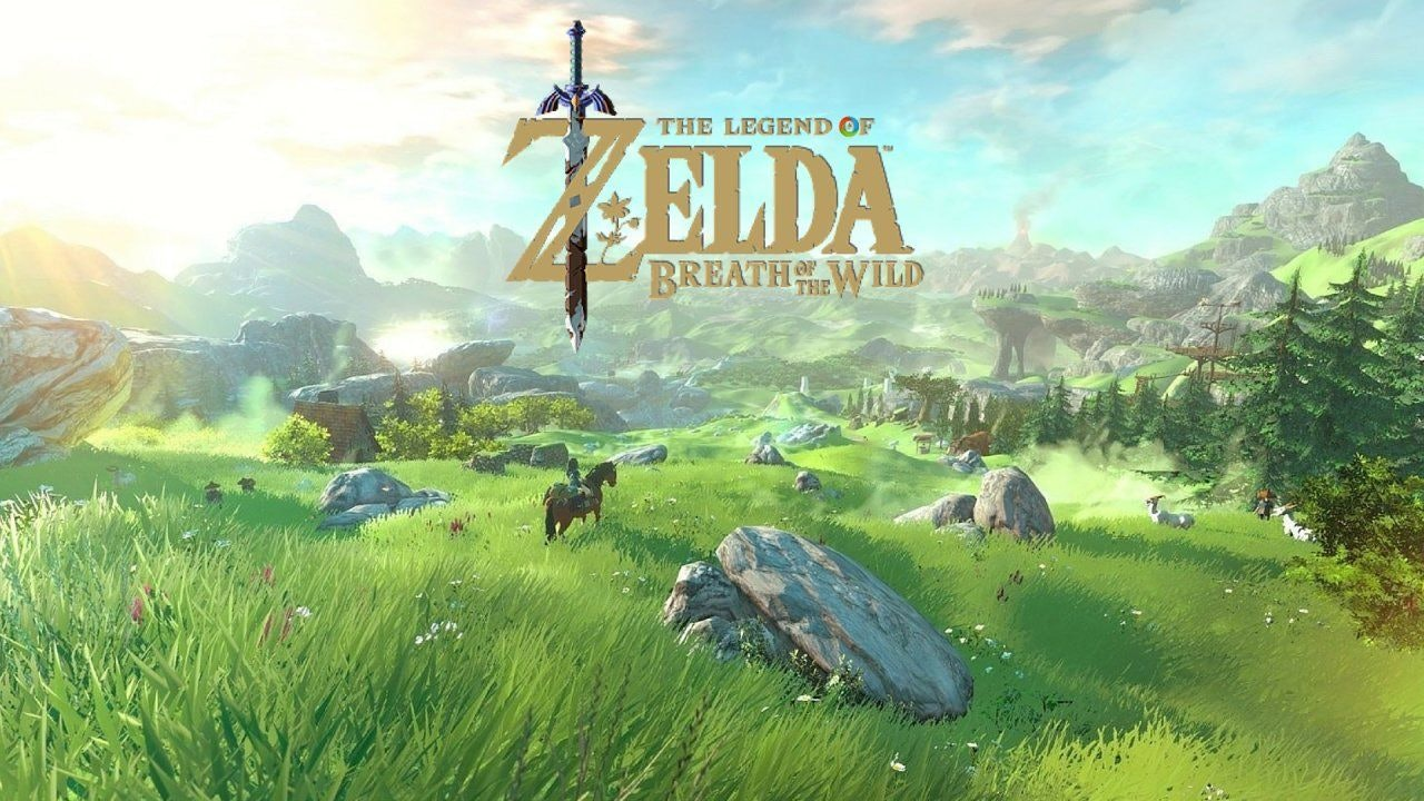 'The Legend of Zelda: Breath of the Wild'