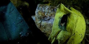 'Iron Fist' Season 2 Yellow Mask