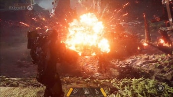 BioWare Anthem Microsoft Xbox E3 2017 press conference