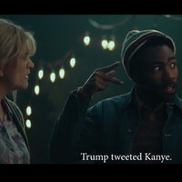 'A Quiet Place' Gets Scarier in Donald Glover's 'A Kanye Place' on SNL