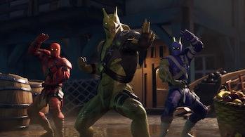 'Fortnite' Season 8 Battle Pass skins cosmetics