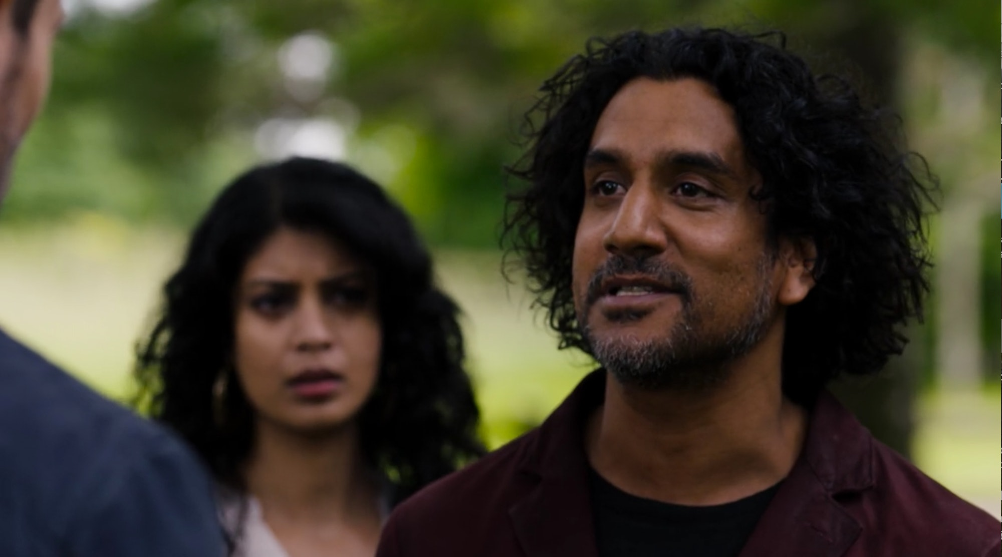Naveen Andrews as Jonas in 'Sense8'