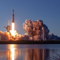 Falcon Heavy Launch Paves the Way for Starlink and Air Force Satellites