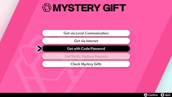 Mystery Gift Pokemon Sword and Shield
