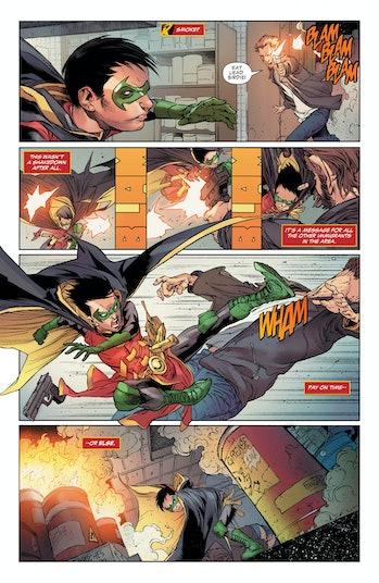 Teen Titans Special Adam Glass