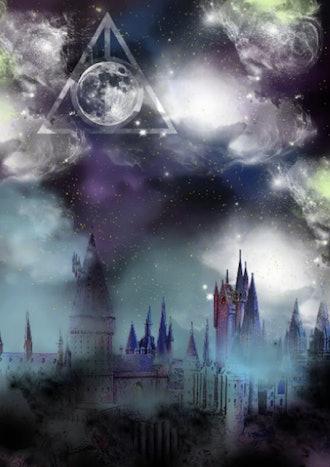 Deathly Hallows Night (M)