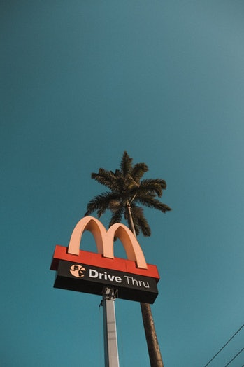 fast food, McDonalds