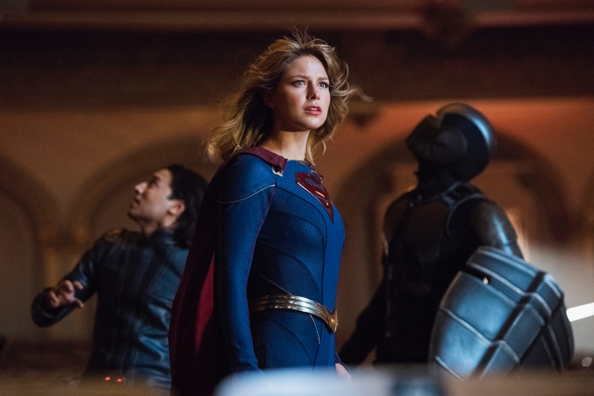 Supergirl CW Crisis on Infinite Earths