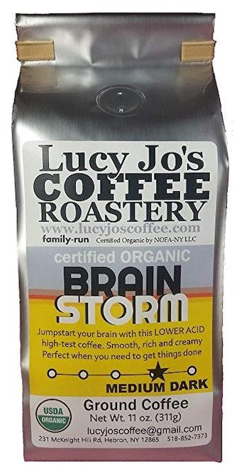 Lucy Jo's Coffee Roastery Brainstorm Coffee