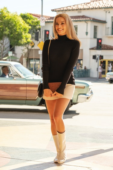 Sharon Tate Margot Robbie Once Upon a Time in Hollywood