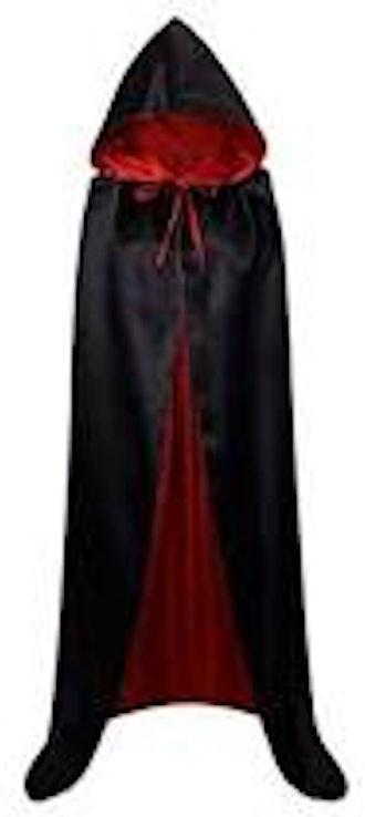Hooded Adult Vampires Cloak