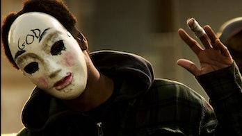 'The Purge: Anarchy' God Mask