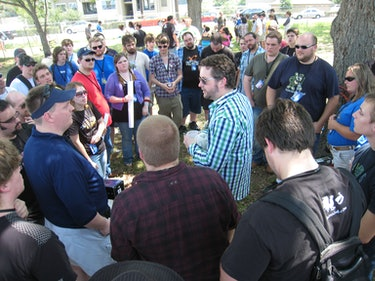 Rooster Teeth RTX 2011