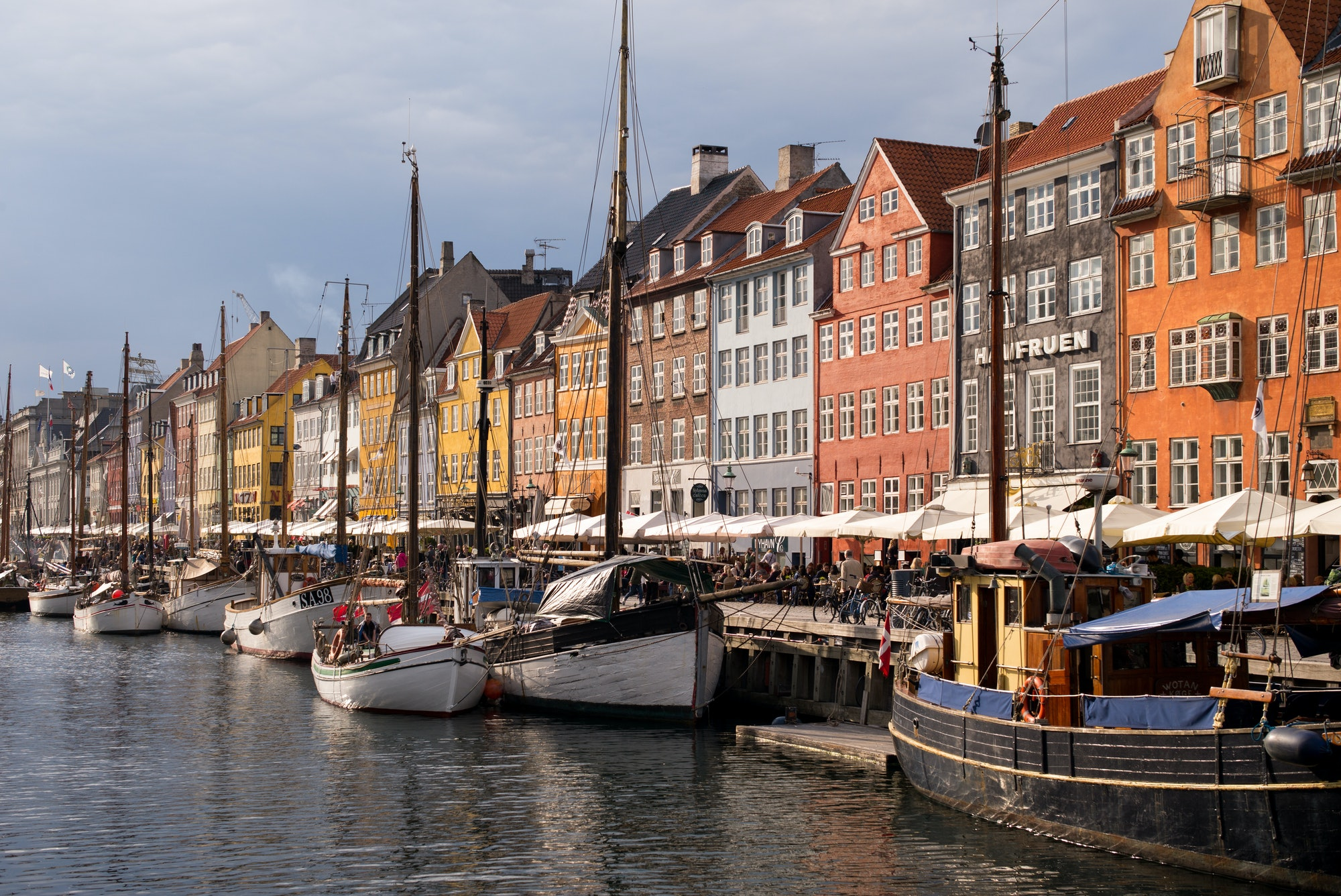Nyhavn Afternoon